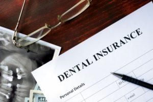Dental insurance paper.