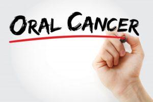 oral cancer words